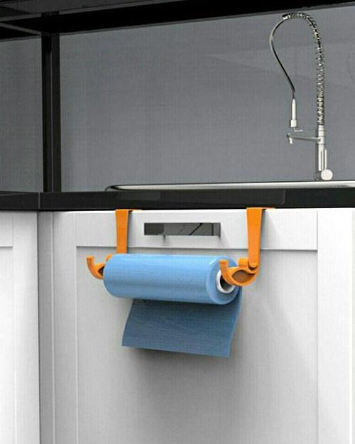 آویز حوله و دستمال کابینتی